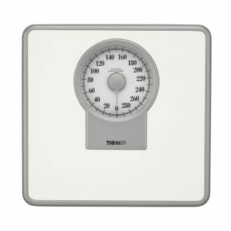 Thinner® Large Rotating Dial Analog Precision Scale