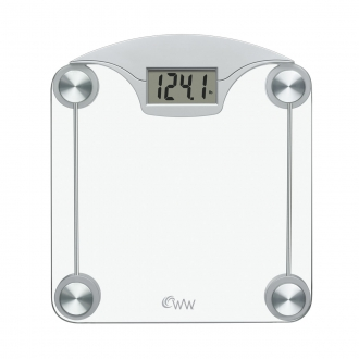 WW by Conair Digital Glass Weight Scale