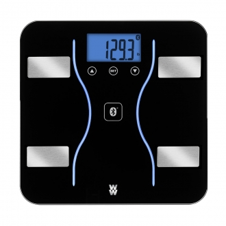 WW Scales by Conair Bluetooth® Body Analysis Scale